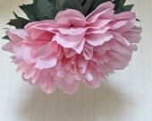 ALL the PRETTY PEONIES. 7 Giant Paper Flowers, wonderland wedding, baby/bridal shower, photo booth, nursery decor Party Blooms by Whimsy Pie