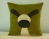 Sheep Ever - Pillow Cover - Winter Decor - Decorative Pillow - Nursery