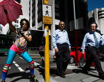 BRITE TITES - colorful leggings tights