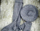 Knitting Pattern - Top-Down Kilt Hose Calculator