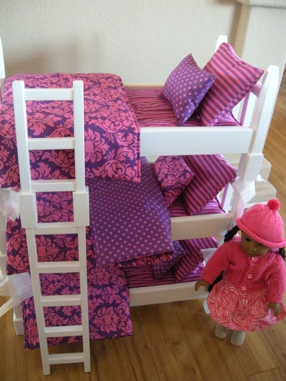 Woodworking american girl triple bunk bed PDF Free Download