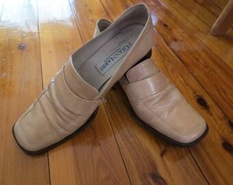 Vintage Gian Mario Italian Women's Office Shoes