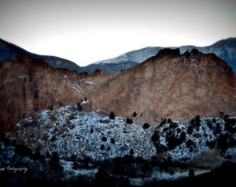 Strength Of Colorado,Photography,Fine Art Print,Mountain Photography,Matted Print,Landscape Photograph