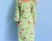 Polka-dot Nightie for Barbie