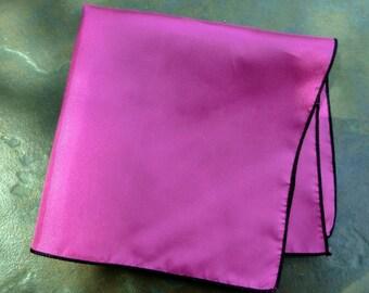 Pocket Squares for Groomsmen, Prom, Wedding - Custom