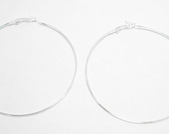 Popular Items For Thin Hoop On Etsy