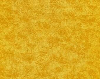 Yellow Gold Mottle - Cranston Village - Fat Quarter