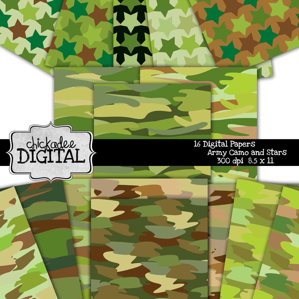 Crafty image with regard to camo printable paper