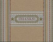 Thanks with type, the box set