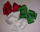 Christmas hairbow package