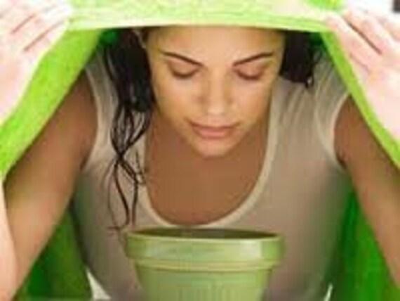Refreshing Facial Steamer Bag- Herbal Skincare