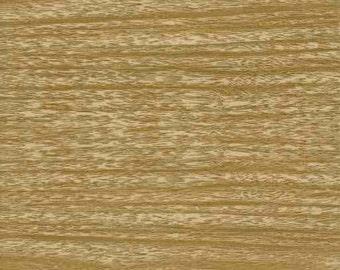 Faux Bois Light Birch OilCloth Yardage