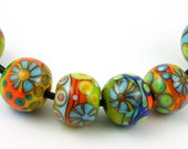 Joan's Carnival Beads