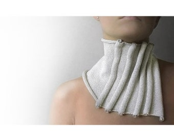knitted scarf, winter fashion