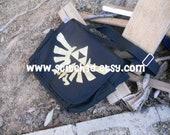Preorder Legend of Zelda triforce eagle messenger tote bag