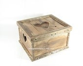 Wedding Card Box Wood Hope Chest Wooden Keepsake Memory Box Available in 7 Finishes - BridgewoodPlace