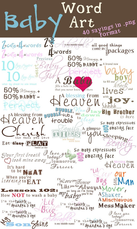 Baby Sayings For Scrapbooking Baby Quotes For Scrapbooking