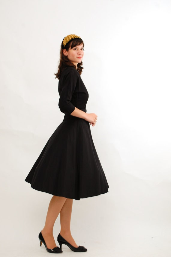 40s cocktail dress