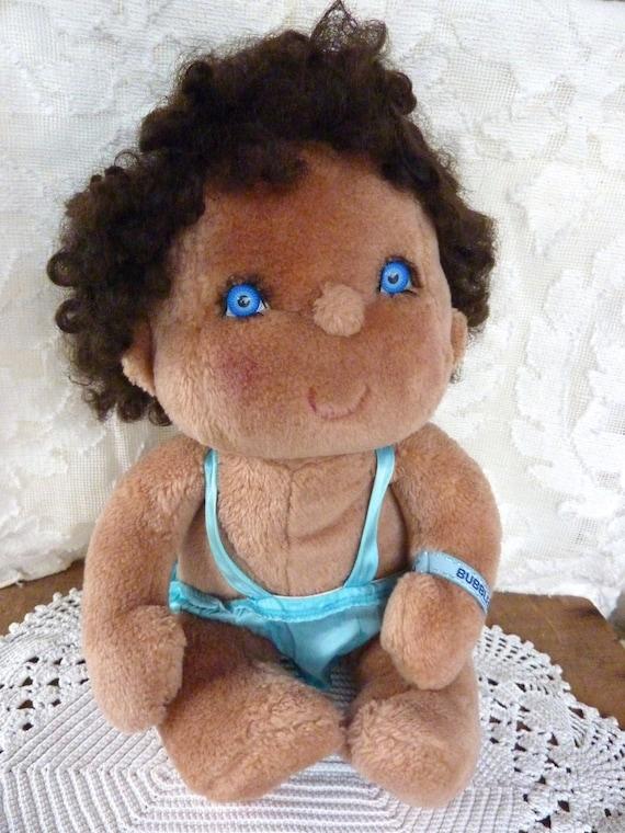 Bubbles Hugga Bunch Doll 1984