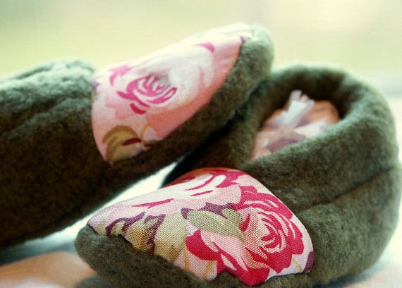 Instant PDF download Adorable baby bootie sewing tutorial
