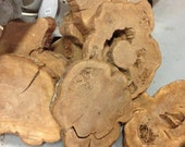 Cyprus Wood Pieces