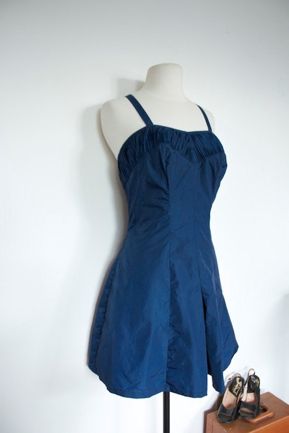 SALE Vintage 1950's CATALINA SWIMSUIT in a Plus Size