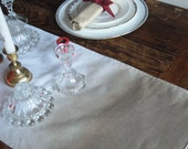 Gold Ombre Table Runner