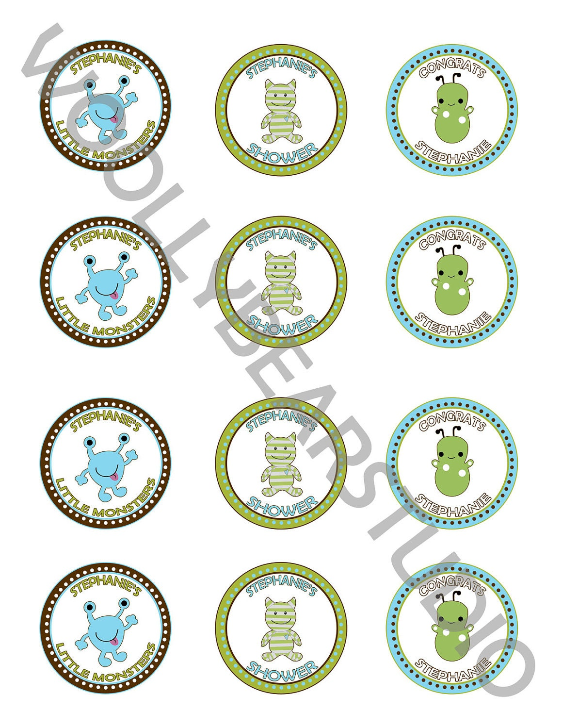 Displaying 18> Images For - Monsters Inc Baby Clip Art...