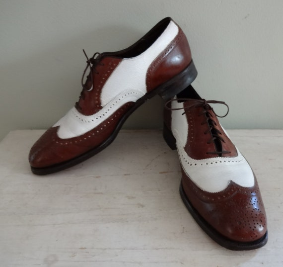 Find great deals on eBay for mens brown and white wingtip shoes. Shop with confidence.