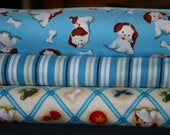 Poky Little Puppy Flannel Bundle