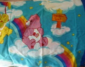 Vintage Pillowcase Care Bears Pillowcase