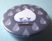 Sad Gwenn pinback button