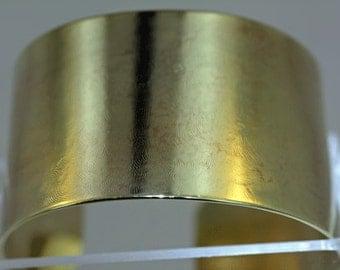 NuGold Cuff Bracelet