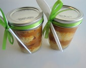 KatieCakes Caramel Apple Cake Jar (2- 8oz jars)