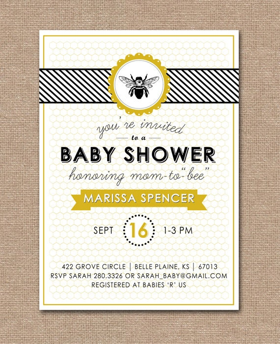 Staples Baby Shower Invitations was beautiful invitations template