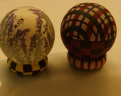 2 Special Order Knobs for Etsy Client