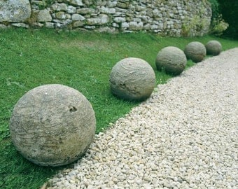 Instant Download . . . Instructions ONLY . . . Beginner Handmade Garden Spheres