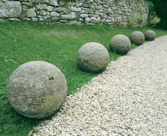 Instructions ONLY . . . Beginner Handmade Garden Spheres
