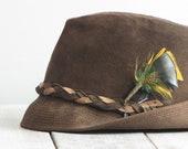 vintage gentlemans hat