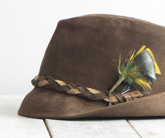 vintage gentlemans hat