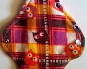 1 Plaid Owl  Pad