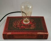Hardback Book Lamp - Deurlcher Jugendfreund