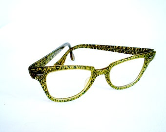 Rare Vintage Bausch & Lomb Ray Ban Cat Eye Frames 1950's