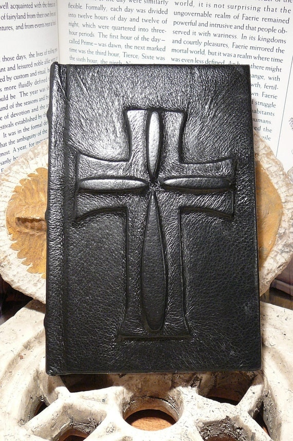 Cross Journal(Black leather)