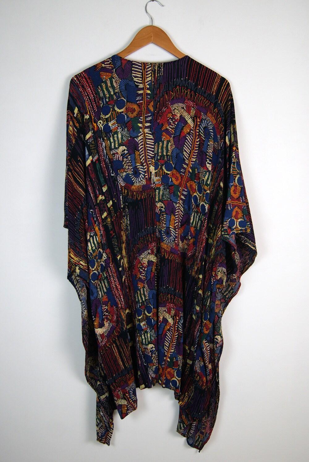 Kimono Jacket Black