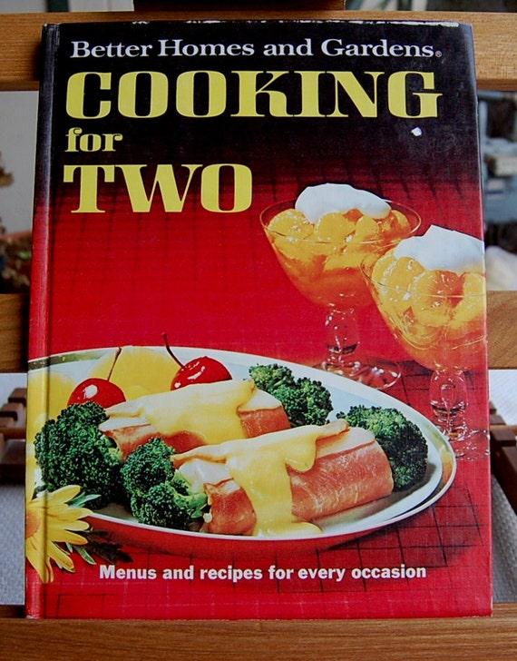 Vintage Cookbook Better Homes Gardens By Funkyjunkyvintage