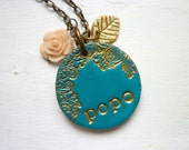 Mother's Day - Name Necklace - Personalized Jewelry BH