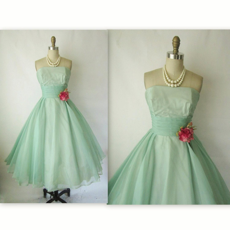 Vintage 50 S Prom Dresses