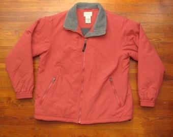 women's vintage L.L. Bean fleece lined jacket.