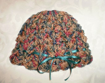 Wintry Little Pixie Hats